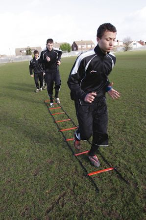 4mtr Speed Agility Ladder